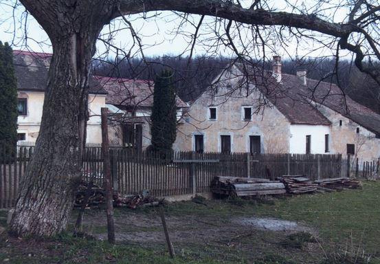 kleines Bild der Aumühle am Straningbach
