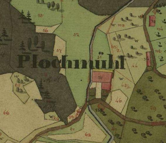 kleines Bild der Blochmühle Plochmühle