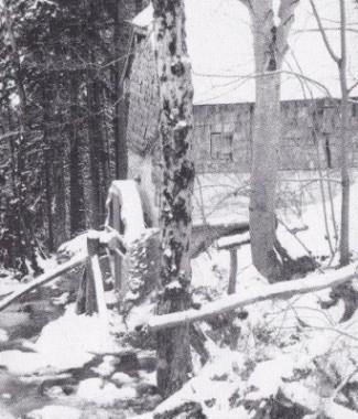 kleines Bild der Baderbachmühle Höfnermühle Strumeggermühle