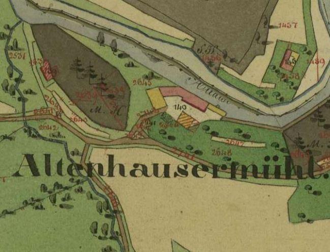 kleines Bild der Altenhausmühle