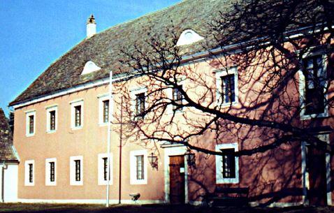 kleines Bild der Alte Hofmühle Edermühle Grubermühle