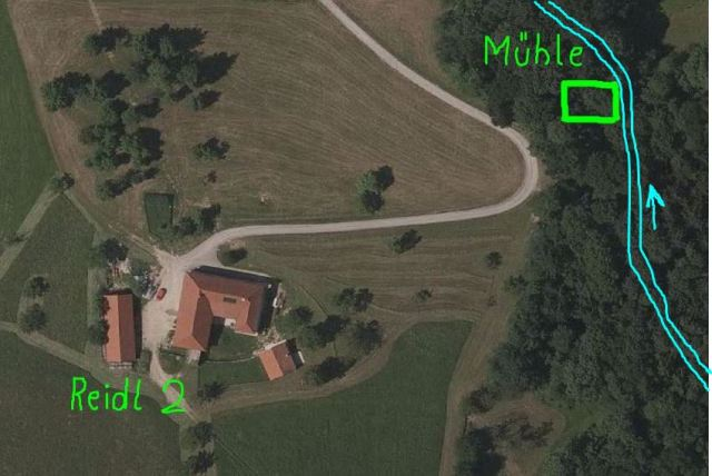 kleines Bild der Bauernmühle in Euratsfeld