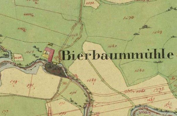 kleines Bild der Biramühle Bierbaummühle